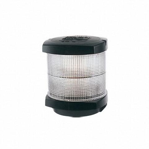 Hella Marine 2984 Seyir Feneri Siyah Plastik - Demir - 360° - Beyaz