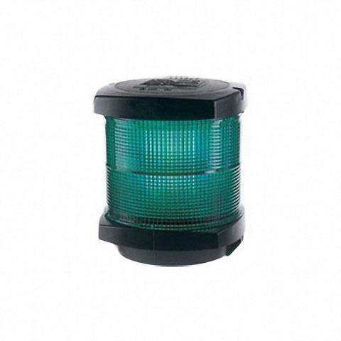 Hella Marine 2984 Seyir Feneri Siyah Plastik - 360° - Yeşil