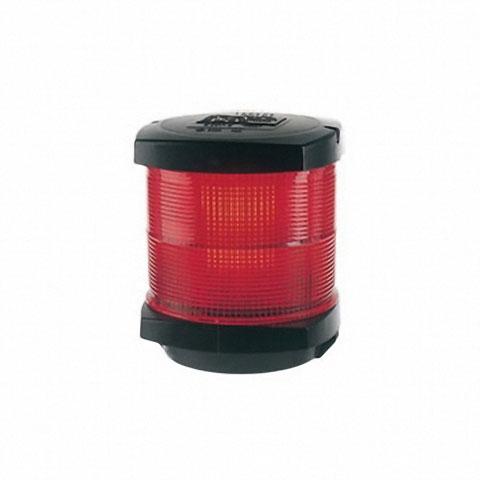 Hella Marine 2984 Seyir Feneri Siyah Plastik - 360° - Kırmızı