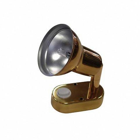AAA Halojen Okuma Lambası 12V - Sarı