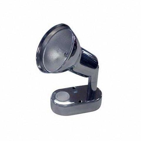 AAA 00943-CP Halojen Okuma Lambası 12V - Kromaj