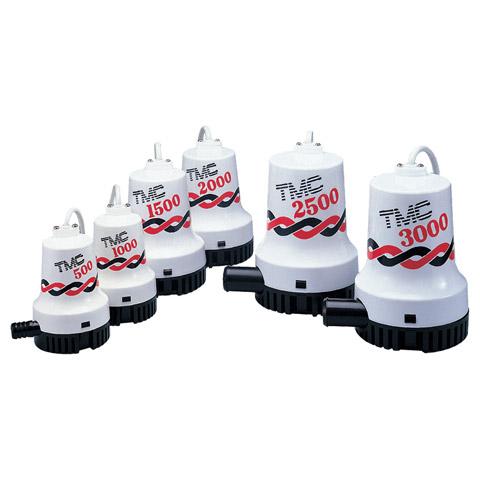 Tmc Sintine Pompası 1000 GPH 12V