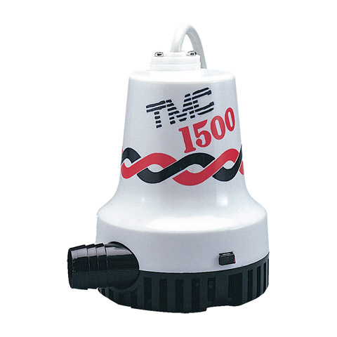 Tmc Sintine Pompası 1500 GPH 12V