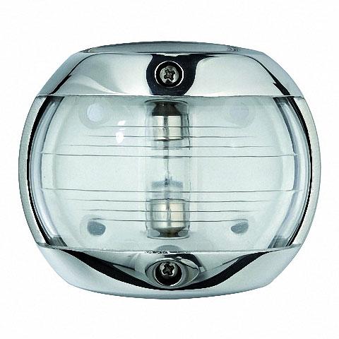Osculati COMPACT 12 Seyir Feneri AISI 316 Paslanmaz Çelik 12V - Pupa - Beyaz