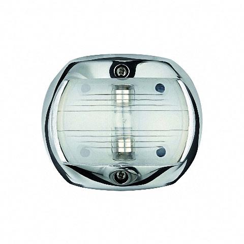 Osculati MAXI 20 Seyir Feneri AISI 316 Paslanmaz Çelik 12V - Pupa - Beyaz