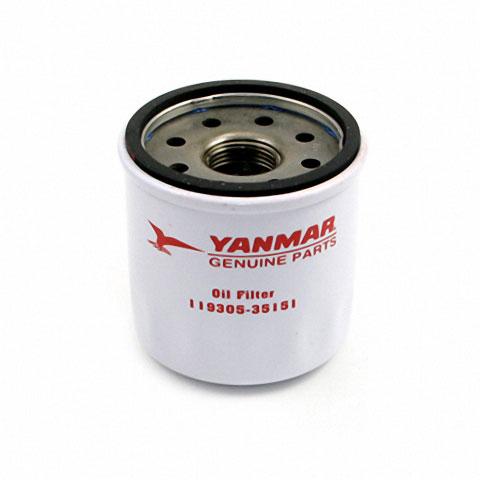Yanmar Yağ Filtresi GM / 3JH3 / 3JH4