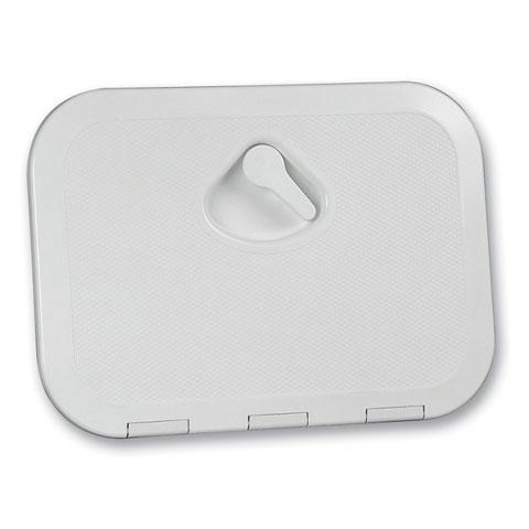 Nuova Rade Top Line Plastik Kapak - Beyaz - Kilitli