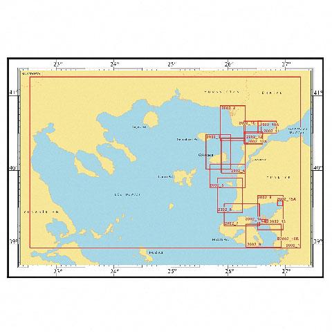 SHODB Yat Haritası 2002