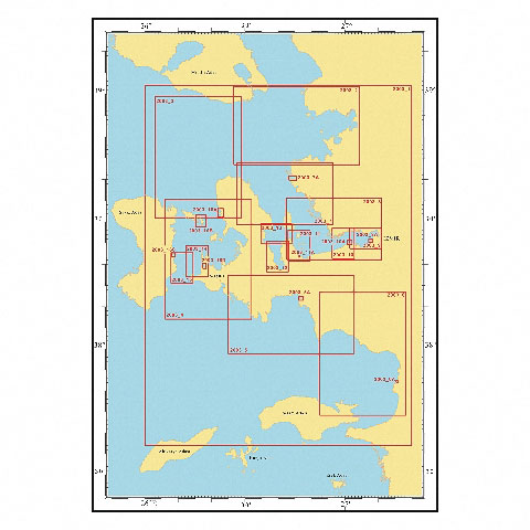 SHODB Yat Haritası 2003