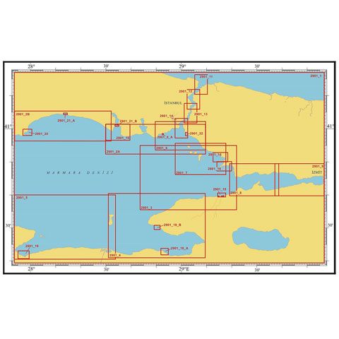 SHODB Yat Haritası 2901