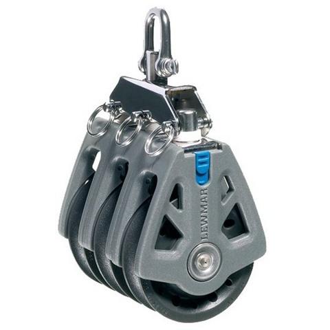 Lewmar Synchro Makara - 60mm. - Triple