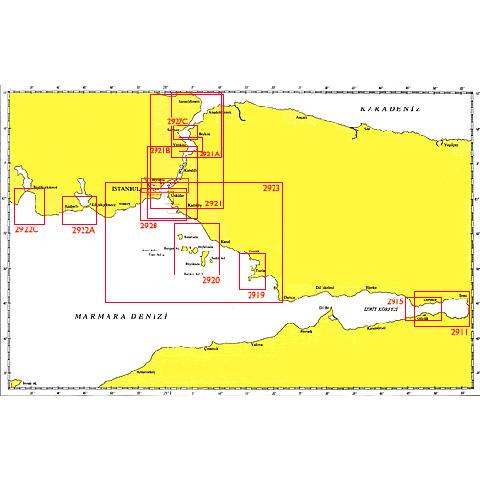 SHODB Seyir Haritası 2921