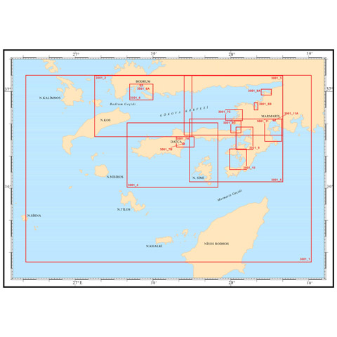 SHODB Yat Haritası 3001