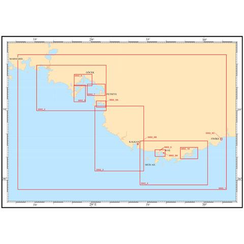 SHODB Yat Haritası 3002