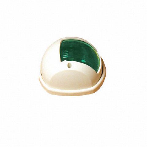 Lalizas Cyclic Seyir Feneri Beyaz ABS - Sancak - Yeşil