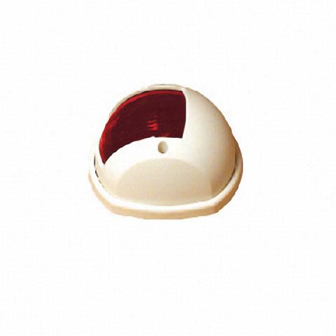 Lalizas Cyclic Seyir Feneri Beyaz ABS - İskele - Kırmızı