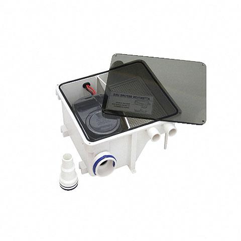 Lalizas LSU-600 Duş Tahliye Sistemi 12V