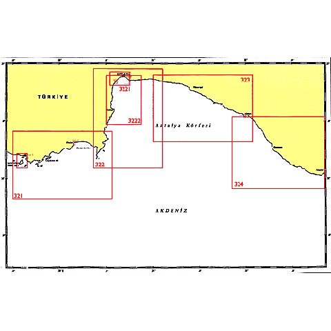 SHODB Seyir Haritası 321
