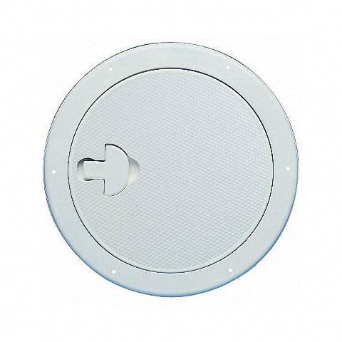 Nuova Rade Plastik Kontrol Kapağı - Beyaz - Ø=190-265mm.