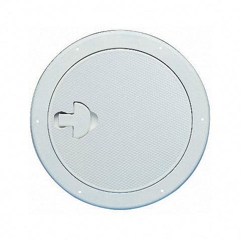 Nuova Rade Plastik Kontrol Kapağı - Beyaz - Ø=235-315mm.