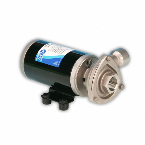 ITT Jabsco Cyclone 50840-0024 Sıcak/Soğuk Su Sirkülasyon Pompası