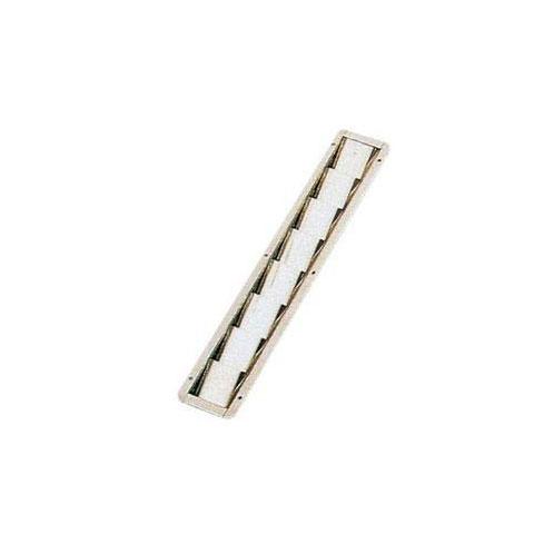 AAA Havalandırma 430x75mm. - AISI 316 Paslanmaz Çelik