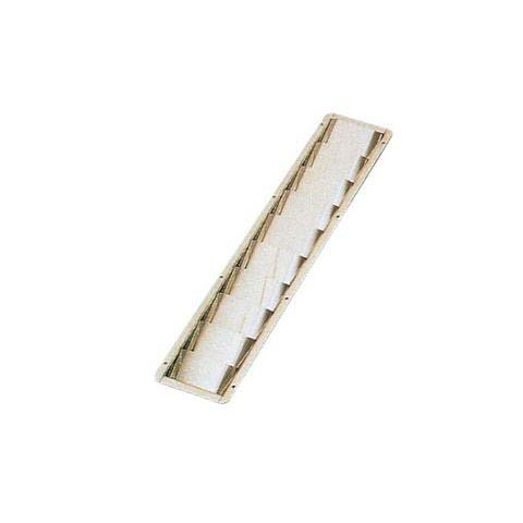 AAA Havalandırma 525x112mm. - AISI 316 Paslanmaz Çelik