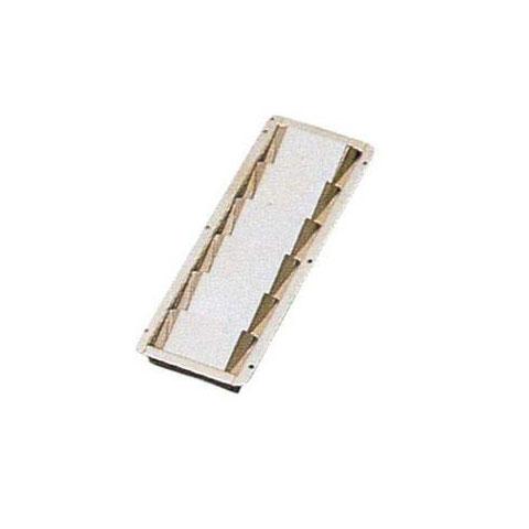 AAA Havalandırma 325x112mm. - AISI 316 Paslanmaz Çelik