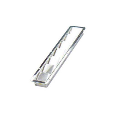 AAA Havalandırma 380x75mm. - AISI 316 Paslanmaz Çelik