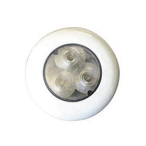 AAA Beyaz Ledli Güverte / Havuz Aydınlatma Lambası 12V - Beyaz