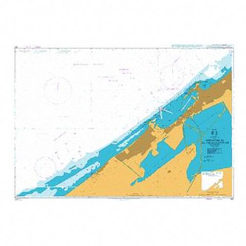 Admiralty Seyir Haritası 302 - İskenderiye ve Çevresi
