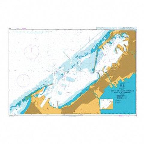 Admiralty Seyir Haritası 3119 - İskenderiye Limanı