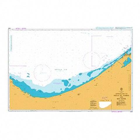 Admiralty Seyir Haritası 3325 - MersaelHamraveSidiKerir Çevresi