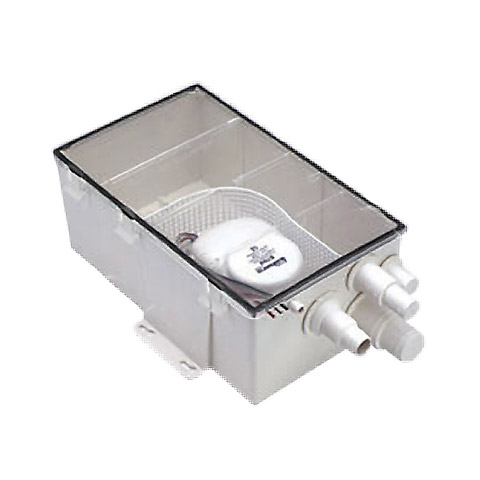 Attwood Duş Tahliye Sistemi 750 GPH 12V