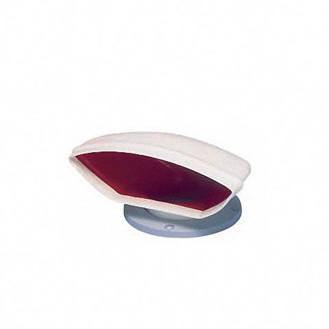 Vetus DONALD-S Ekonomik PVC Manika - Kırmızı