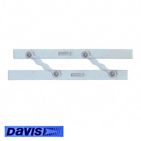 Davis Paralel Cetvel - 38cm.