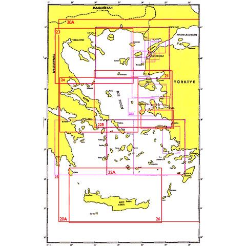SHODB Seyir Haritası 21