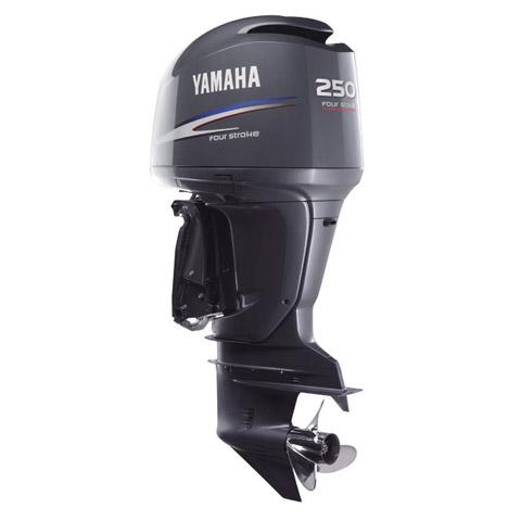 Yamaha 4 Zamanlı Deniz Motoru 250 Hp Extra Uzun Şaft Elektrikli Trimli