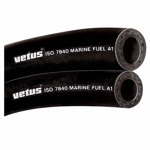 Vetus FUHOSE Yakıt Hortumu - 10mm.