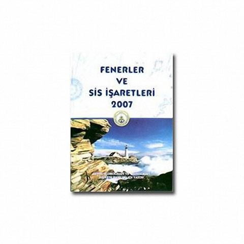 SHODB Fenerler ve Sis İşaretleri Kitabı