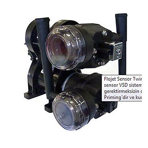 ITT Flojet Sensor Twin VSD R2580-100 Hidrofor - 34 Lt./dk. 12V