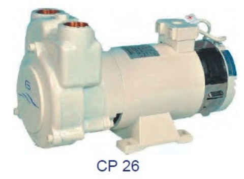 Gianneschi CP 26 A1 Genel Maksatlı Pompa - 24V CC 0,20kw 1500rpm. Bronz