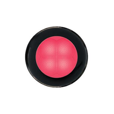Hella Marine Kırmızı Ledli Lamba 12V - Siyah
