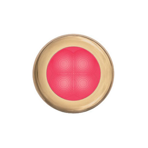 Hella Marine Kırmızı Ledli Lamba 12V - Sarı