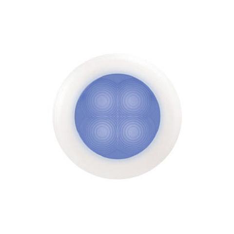 Hella Marine Mavi Ledli Lamba 12V - Beyaz