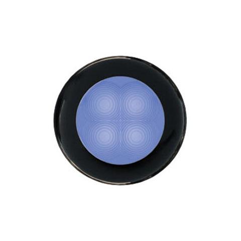 Hella Marine Mavi Ledli Lamba 12V - Siyah