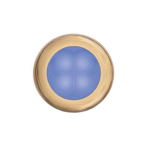 Hella Marine Mavi Ledli Lamba 12V - Sarı