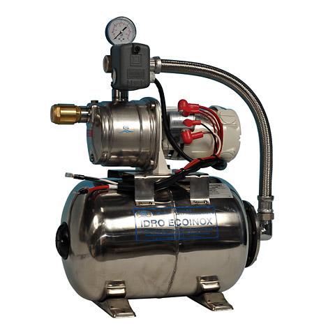 Gianneschi IDRO ECOINOX 1 Hidrofor - 45 Lt./dk. 24V