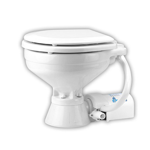 ITT Jabsco 37010 Elektrikli WC - Büyük Taş - 12V