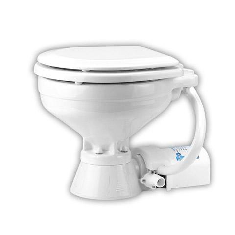 ITT Jabsco 37010 Elektrikli Tuvalet - Büyük Taş - 12V